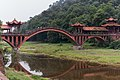 Leshan Sichuan China-Old bridge-01.jpg