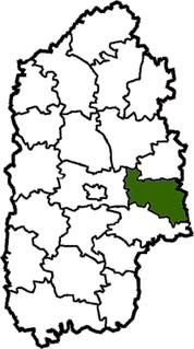 Letychiv Raion Former subdivision of Khmelnytskyi Oblast, Ukraine