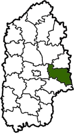 Letychiv Raion - Image: Letychivskyi Raion