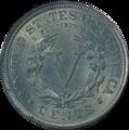 Liberty Head Nickel Reverse.png