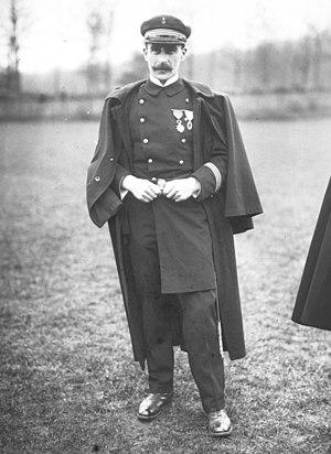 Georges Hébert - Image: Lieutenant Hébert