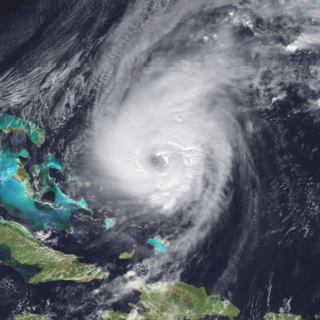Hurricane Lili (1996) Category 3 Atlantic hurricane in 1996