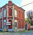 Lille, maison 32 rue Vantroyen (Fiche Mérimée PA59000177).jpg