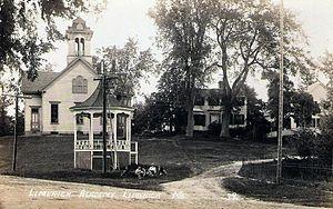 Limerick, Maine - Image: Limerick Academy, Limerick, ME