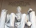 Lincoln Memorial Lincoln 2424.jpg