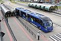 Linha Verde Curitiba BRT 02 2013 Est Marechal Floriano 5983.JPG