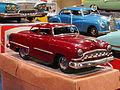 Litho tin toy red american car pic.JPG
