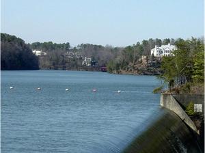 Tuscaloosa County, Alabama - Lake Tuscaloosa
