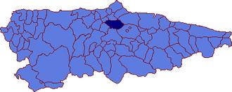 Llanera, Asturias - Image: Llanera