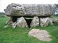 Lligwy Burial Chamber-Siambr Gladdu Llugwy - geograph.org.uk - 951390.jpg