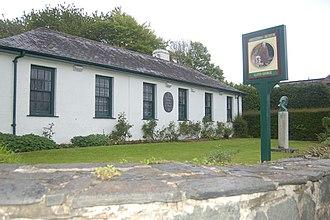Lloyd George museum at Llanystumdwy - geograph.org.uk - 1309904.jpg