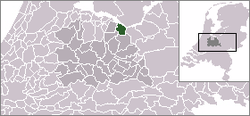 Location of Spakenburg