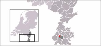 Houthem, Netherlands - Image: Locatie Houthem