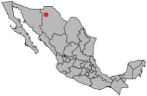Battle of Casas Grandes - Casas Grande in Chihuahua.