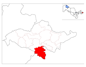 Location of Marhamat District in Andijon Province.png