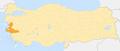 Locator map-İzmir Province.png