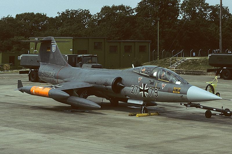 File:Lockheed TF-104G Starfighter, Germany - Navy AN1003550.jpg