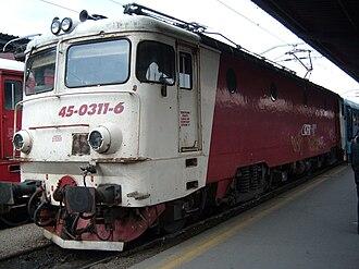 CFR Class EA - CFR Class 45