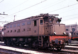 Locomotive E.326 005 en 1980