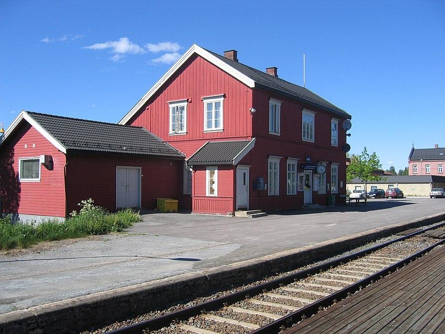 Løten Station