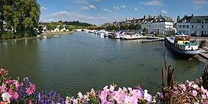 Briare - The harbour