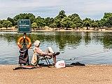 London Hyde Park Serpentine angler-20130715-RM-125914.jpg