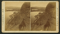 Looking down from Megunticook Mountain on Megunticook Lake, by H. A. Mills 4.png