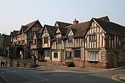 Lord Leycester Hospital -Warwick3