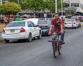 Lord using his bicycle.jpg