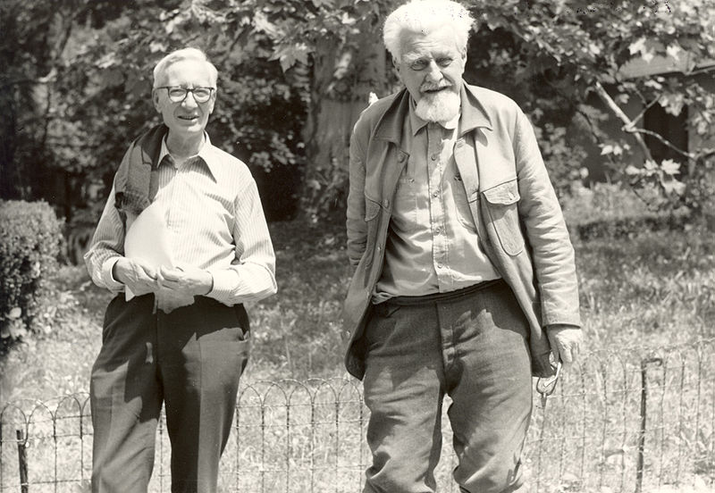 Archivo:Lorenz and Tinbergen1.jpg