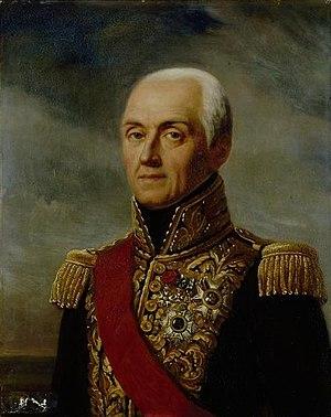 Guillaume-Mathieu Dumas - Image: Louise Adélaïde Desnos, née Robin (1807 1870) Le général Comte Dumas (1753 1837)