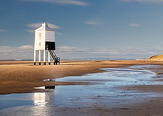 Burnham-on-Sea - Low Lighthouse
