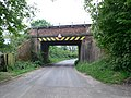 Low bridge - geograph.org.uk - 423231.jpg