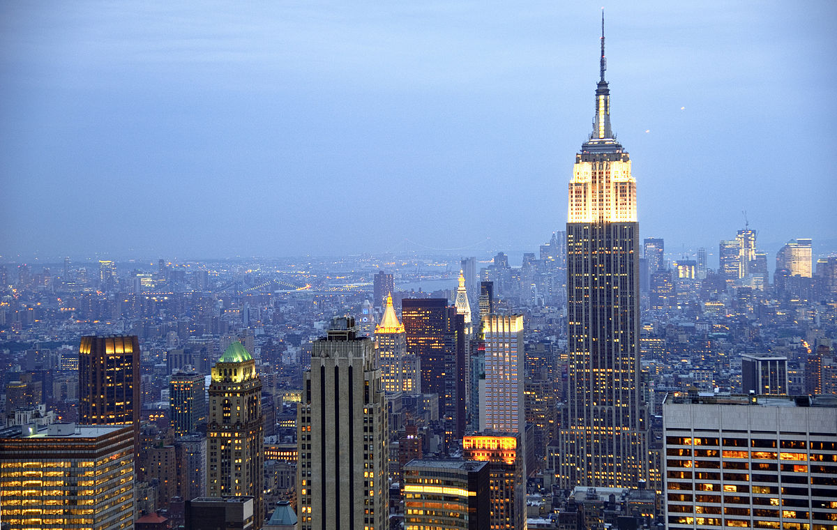 Manhattan wikivoyage guida turistica di viaggio for Dove alloggiare new york