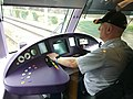 Luas driver in cab, Green line.jpg