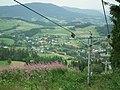 Lubon Wielki spod wyciagu Maciejowa (w dole Slone).jpg