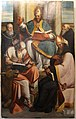 Luca cambiaso, ss. luca, basilio, agostino e antonio abate con antonio doria, da s.bartolomeo degli armeni, 01.JPG