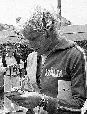 Luciano Re Cecconi - Luciano Re Cecconi at the 1974 World Cup