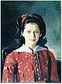 Ludmila Anatolyevna Mamontova by V. Serov (1884).jpg
