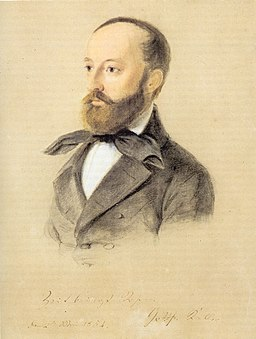 Ludmilla Assing Gottfried Keller 1854