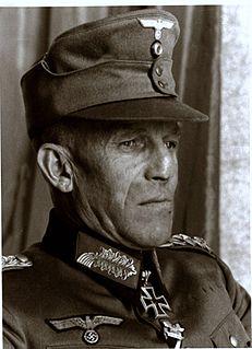deutscher Offizier, zuletzt General der Gebirgstruppe im Zweiten Weltkrieg