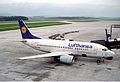 Lufthansa Boeing 737-530; D-ABIL@ZRH;17.04.1995 (5217509484).jpg