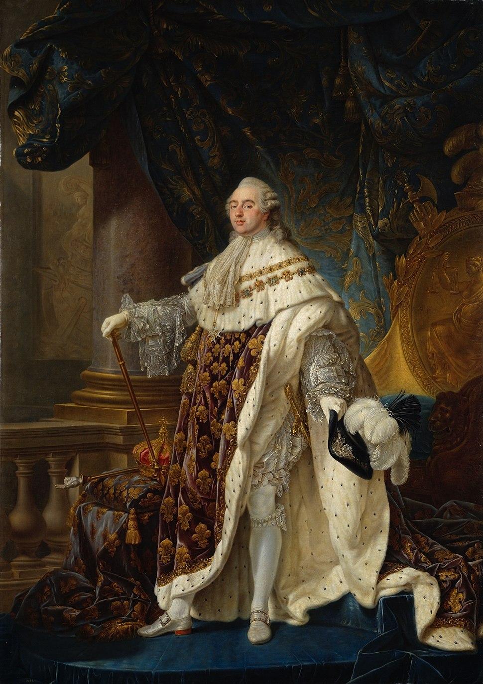 Luis XVI (Callet)