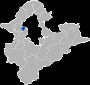 Luzhou District