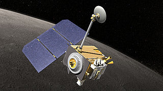 Lunar Reconnaissance Orbiter NASA robotic spacecraft orbiting the Moon