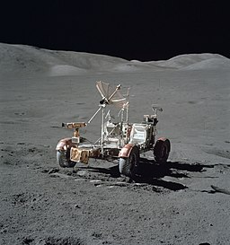 Lunar Rover Apollo 17