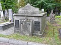 Lwow (Lviv) - Cmentarz Łyczakowski (Lychakiv Cemetery) - summer 2017 047.JPG