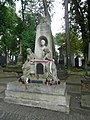 Lwow (Lviv) - Cmentarz Łyczakowski (Lychakiv Cemetery) - summer 2017 054.JPG