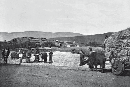 Gundemir, an Armenian village in Bitlis Vilayet, at the turn of the twentieth century