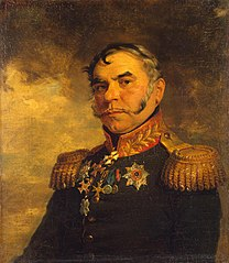 Portrait of Grigory I. Lisanevich (1756-1832)